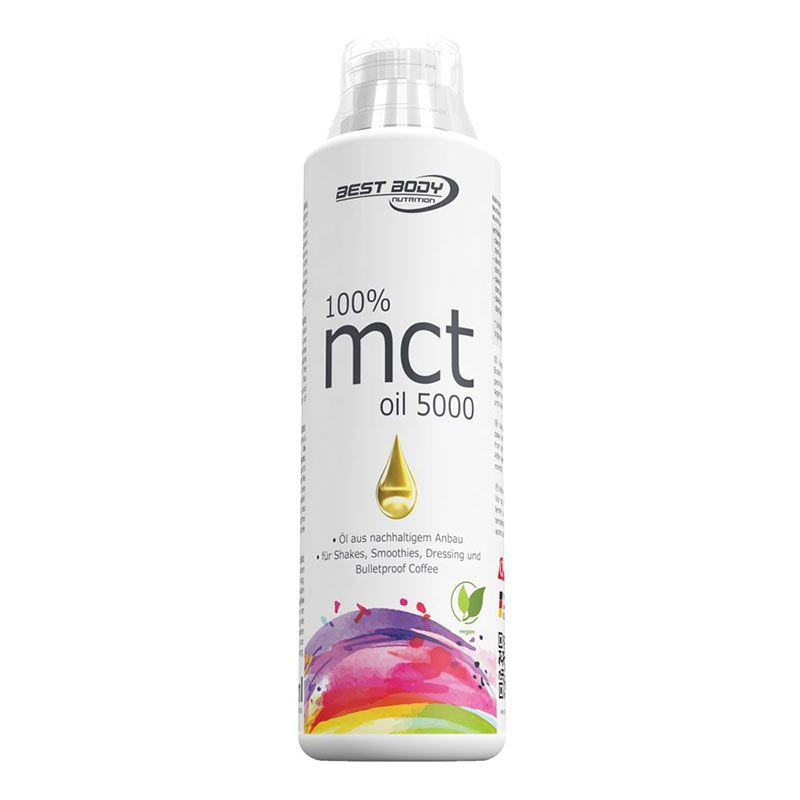 Best Body Nutrition MCT Oil 5000 - 500ml