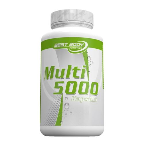 Best Body Nutrition Multi 5000 - 100 Kapseln