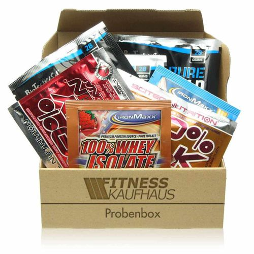 Supplement Sample Box - 20 Proben